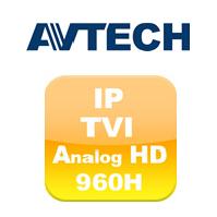 AV ANHD TVI 960H