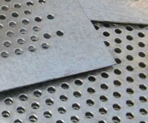 Perforated-Plate-Silver