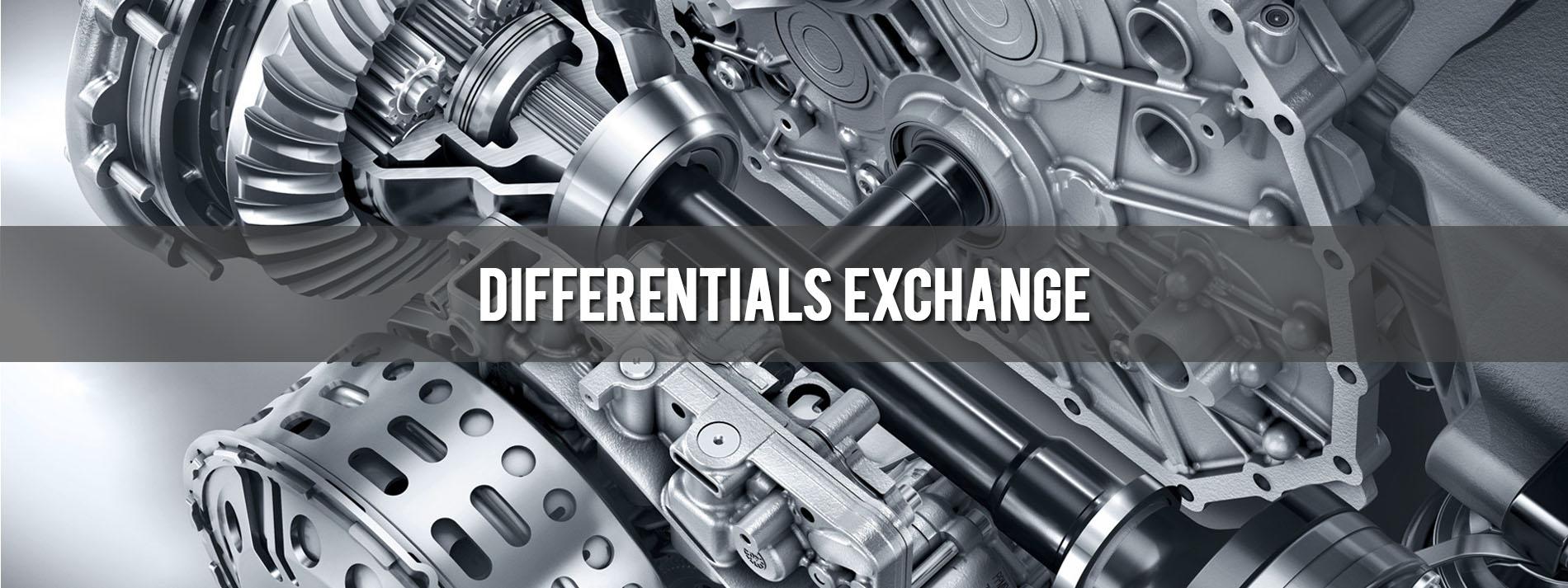 Differentials Exchange