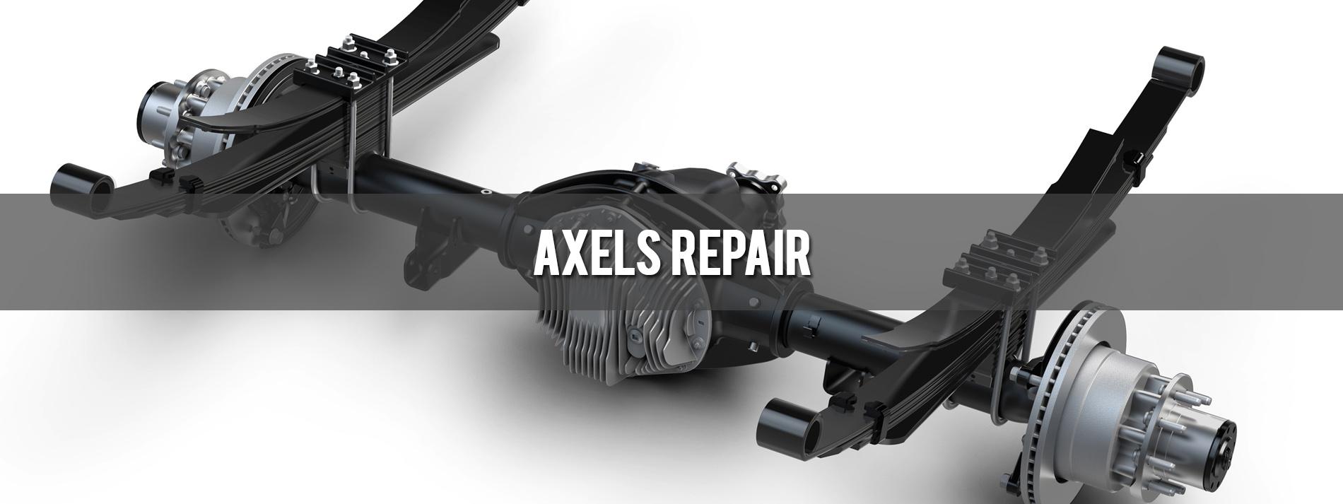 Axels Repair