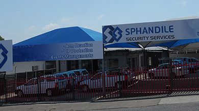 Sphandile Security Services