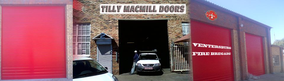 Roller door services in gauteng