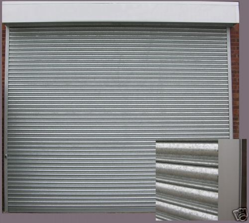 Industrial Roller Shutter Doors Affordable Garage Doors